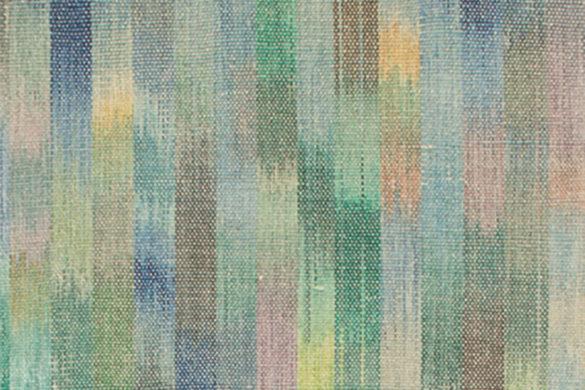 Részlet Makkai Márta textilművész Belső fény 2. című munkájából.