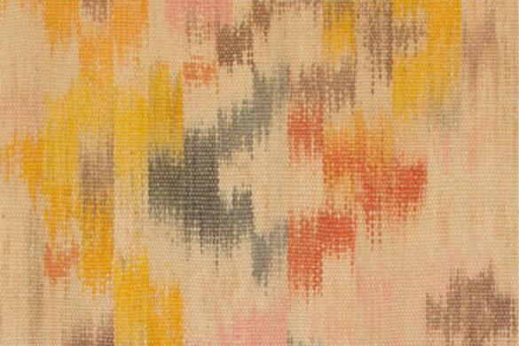 Részlet Makkai Márta textilművész Fonat című munkájából.