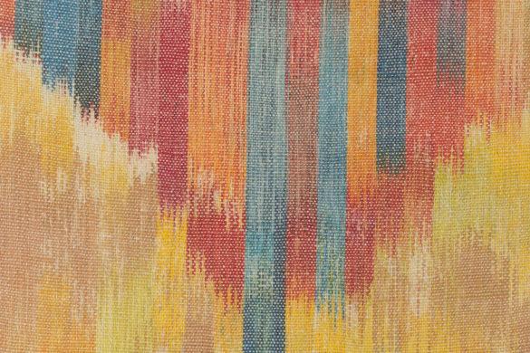 Makkai Márta textilművész Homokóra című munkája.