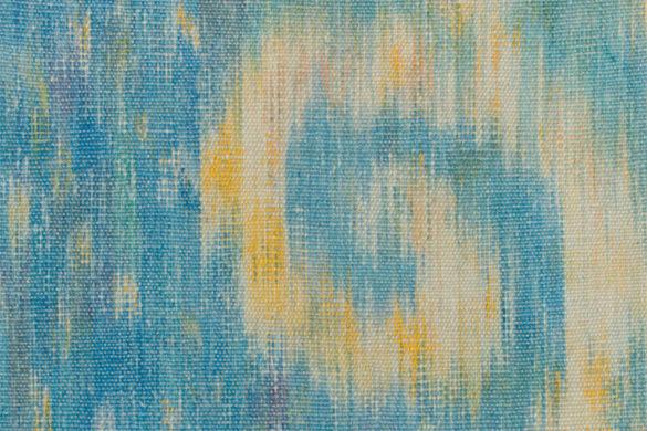 Részlet Makkai Márta textilművész Jel című munkájából.